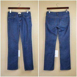 Banana Republic Straight Leg Denim Jeans Short